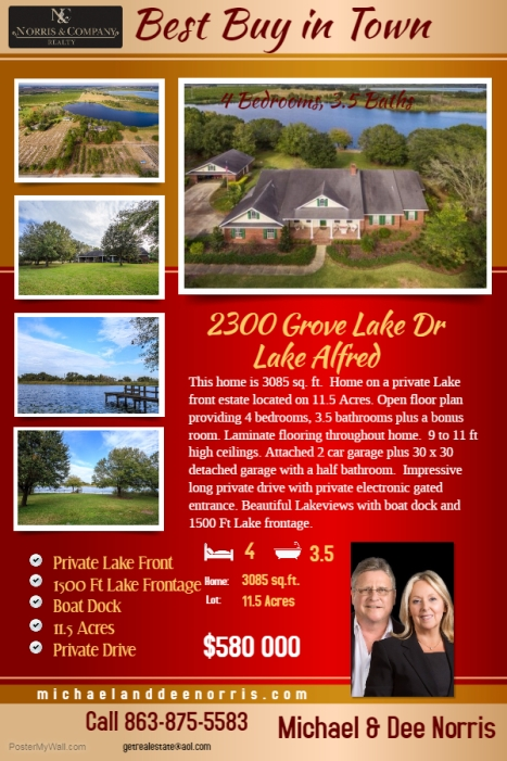 2300 Grove Lake Flyer